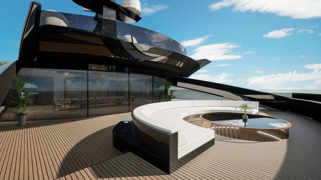 Sunrise 443-Foot Gigayacht concept (5)