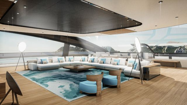 Sunrise 443-Foot Gigayacht concept (3)