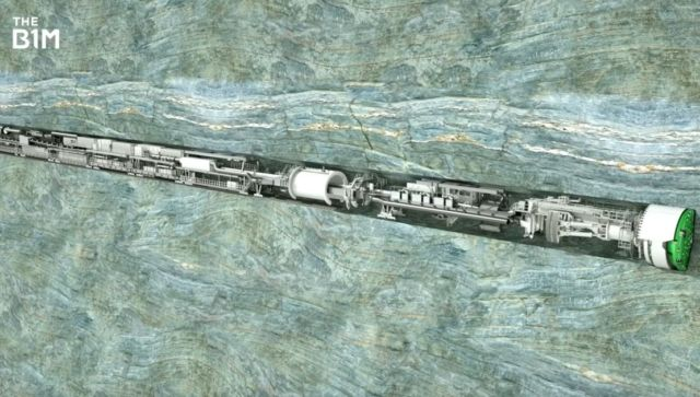 The $11BN Tunnel through the Alps (3)