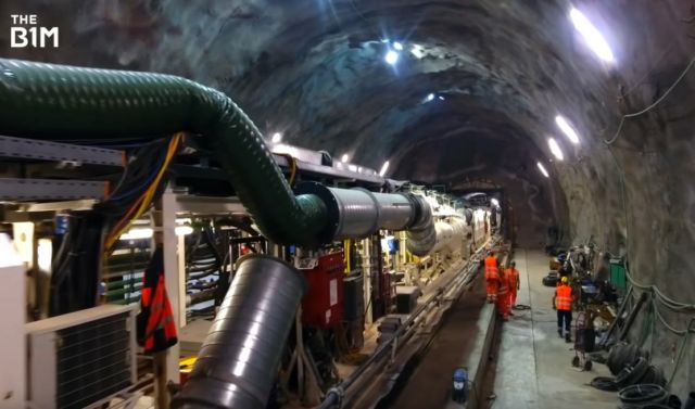 The $11BN Tunnel through the Alps (2)