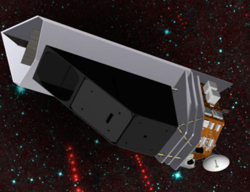 The Space Telescope that will scan the skies for Dangerous Asteroids