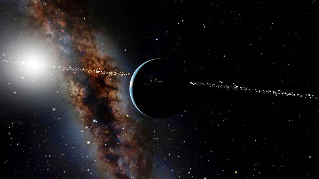 The Star Systems that could be watching Earth