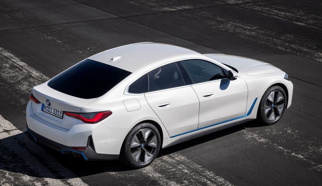 The first BMW i4 EV (11)