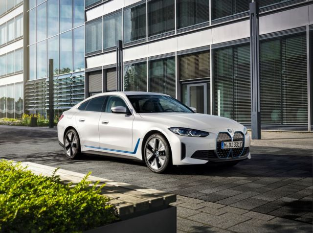 The first BMW i4 EV (9)