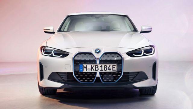 The first BMW i4 EV (7)
