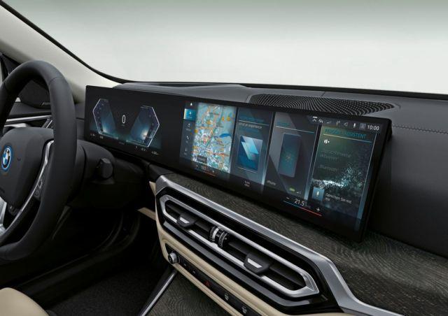 The first BMW i4 EV (6)
