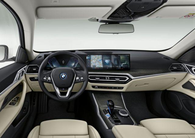The first BMW i4 EV (5)