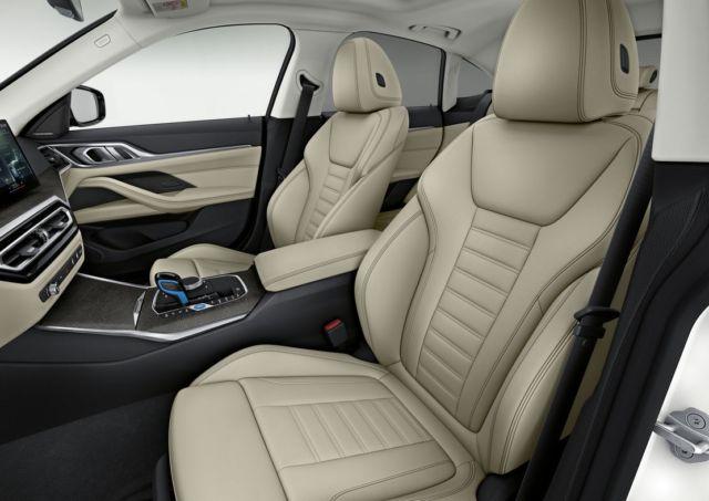 The first BMW i4 EV (4)