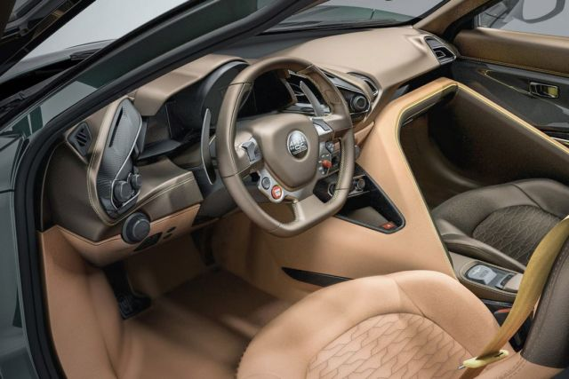 Touring Superleggera Arese RH95 Coupe (11)