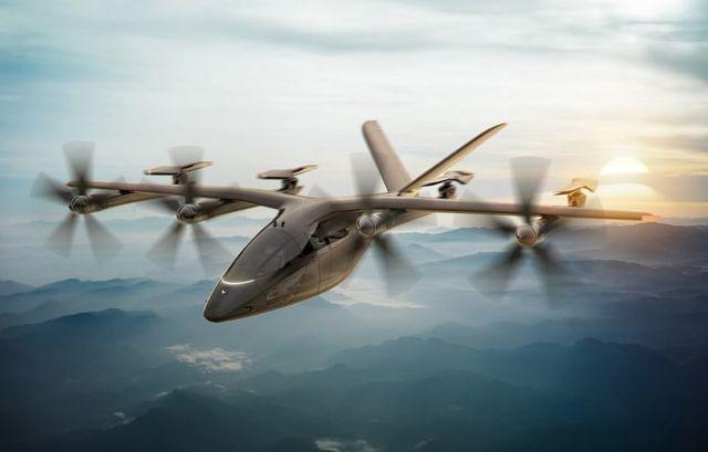 Virgin Atlantic, Rolls-Royce to build 1,000 Flying Cars (5)