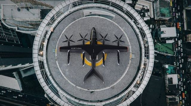 Virgin Atlantic, Rolls-Royce to build 1,000 Flying Cars (4)