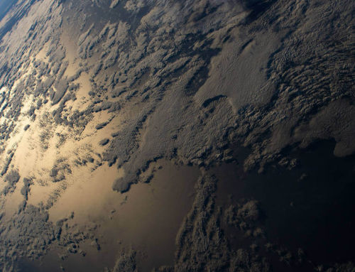 Western Australia from the Space Station