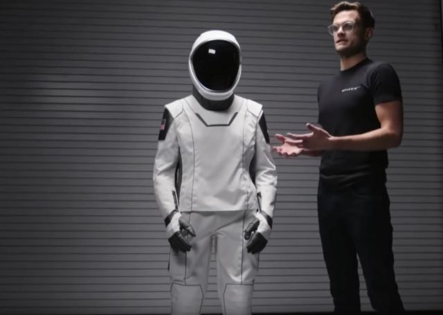 What makes SpaceX's Suits so good (5)