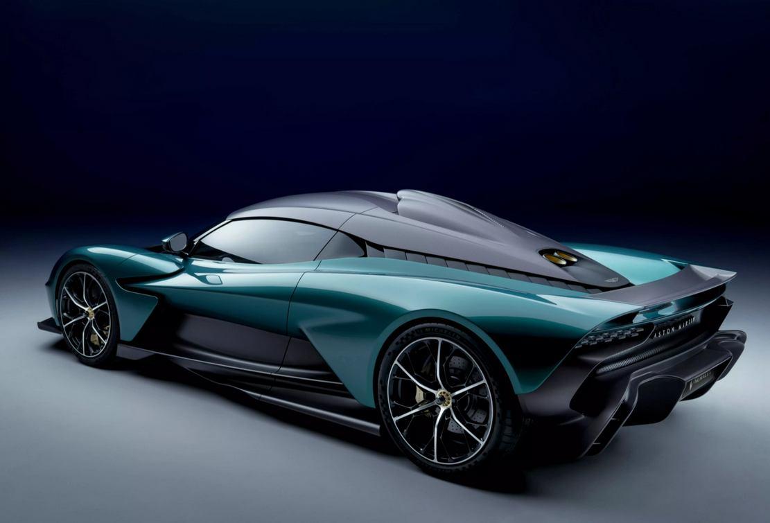 Aston Martin Valhalla supercar (7)