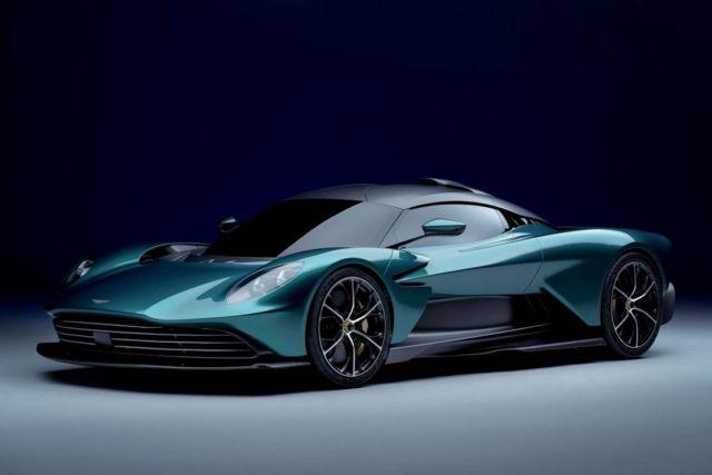 Aston Martin Valhalla supercar (6)