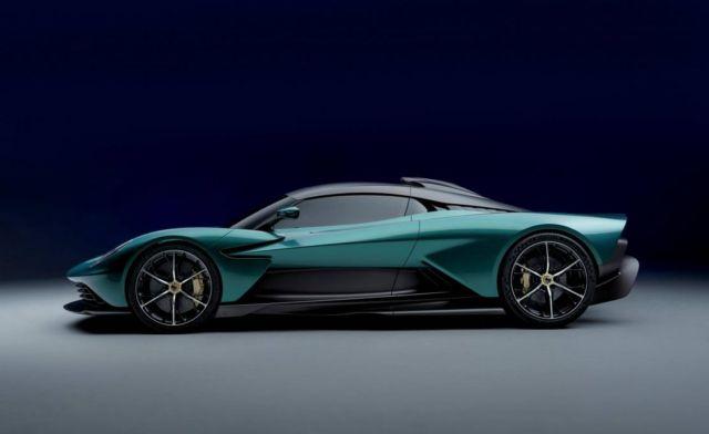 Aston Martin Valhalla supercar (5)