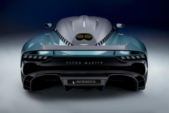 Aston Martin Valhalla supercar (2)