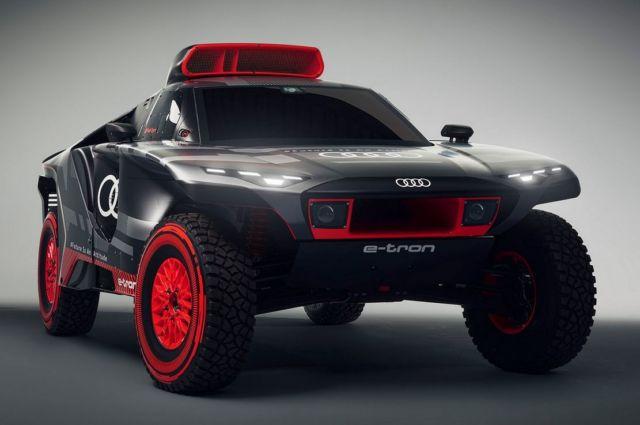 Audi RS Q e-tron Rally car (8)