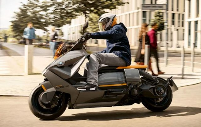 BMW CE 04 Electric Scooter (5)