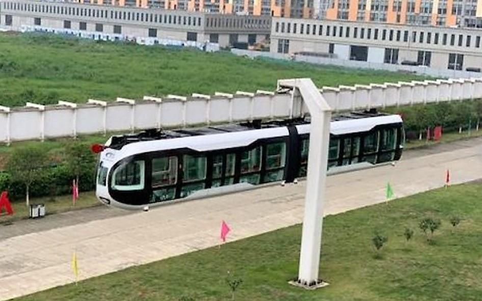 First renewable energy Sky Train