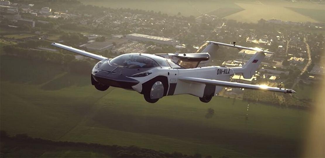 Aircar Flying Car (3)