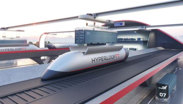 HyperPort high-speed cargo solution