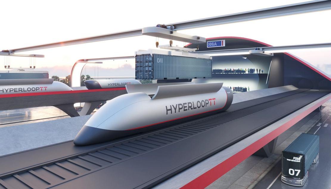 HyperPort high-speed cargo solution (5)