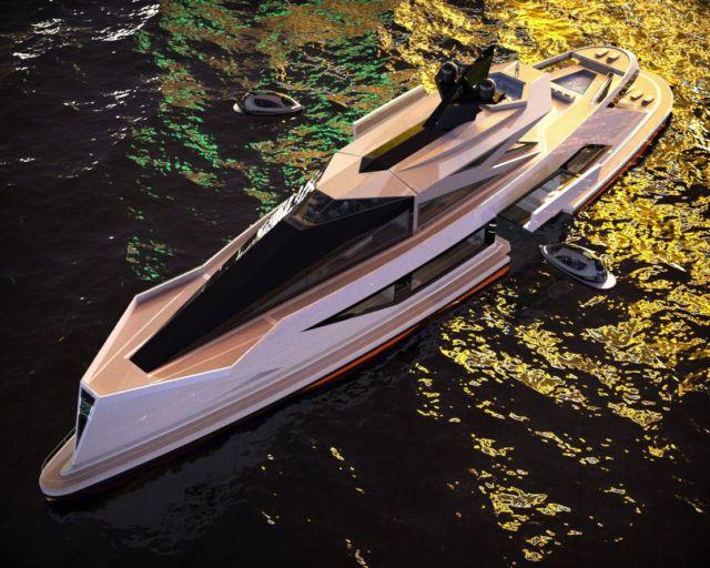 Lazzarini Saturnia superyacht (8)