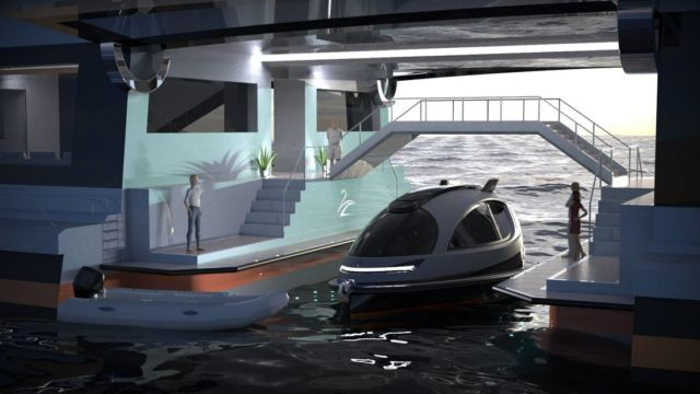 Lazzarini Saturnia superyacht (7)