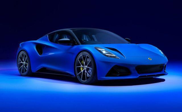 Lotus Emira Coupe