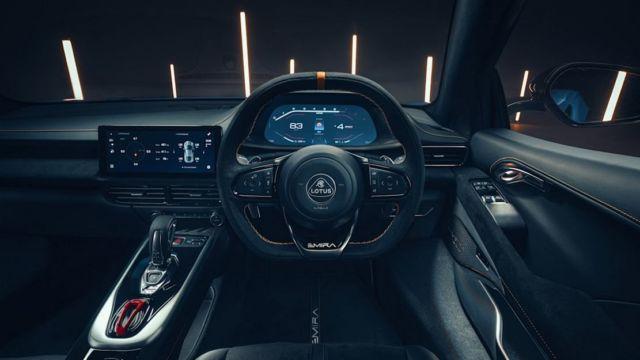 Lotus Emira Coupe (2)