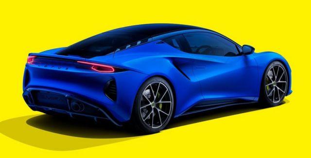 Lotus Emira Coupe (1)