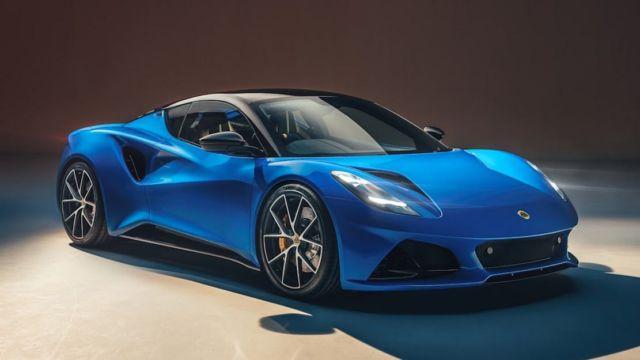 Lotus Emira Coupe (11)