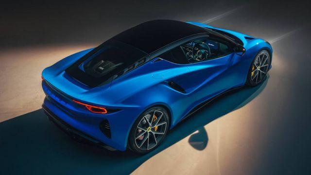 Lotus Emira Coupe (9)