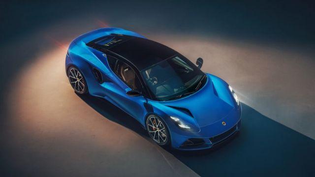 Lotus Emira Coupe (8)