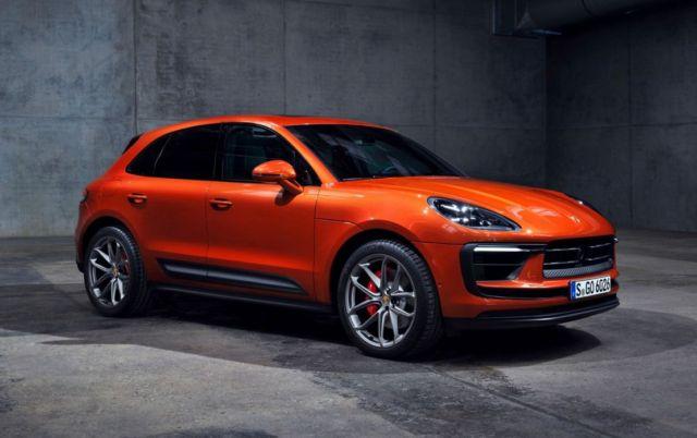 New Porsche Macan (7)