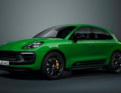New Porsche Macan – video