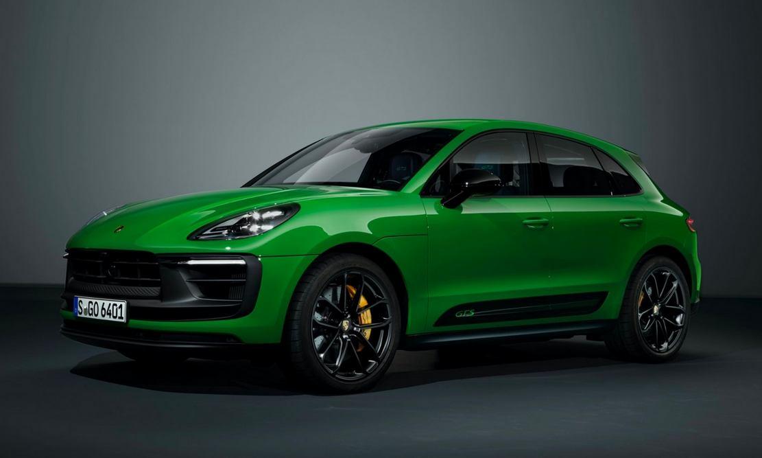 New Porsche Macan (5)