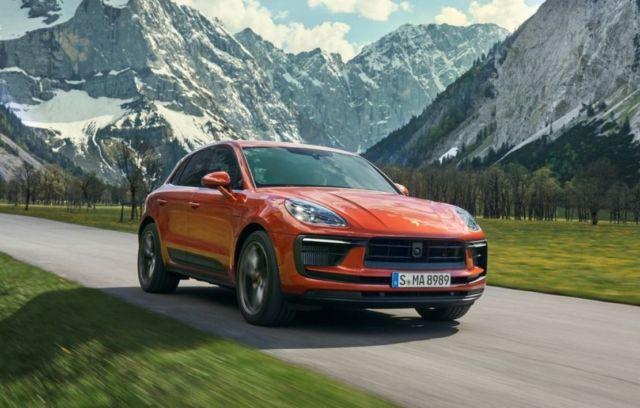 New Porsche Macan (3)
