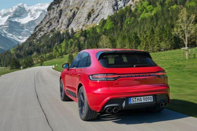 New Porsche Macan (2)