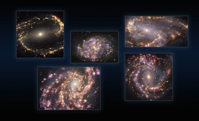 New images of stunning nearby Galaxies