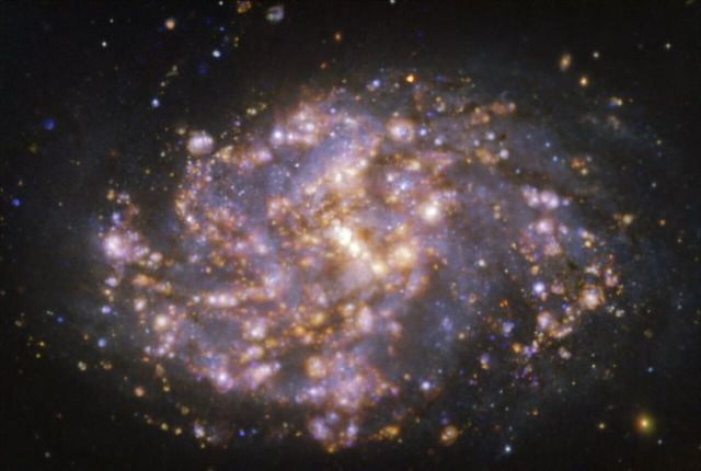 New images of stunning nearby Galaxies (3)