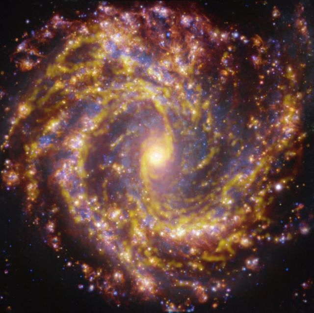 New images of stunning nearby Galaxies (1)
