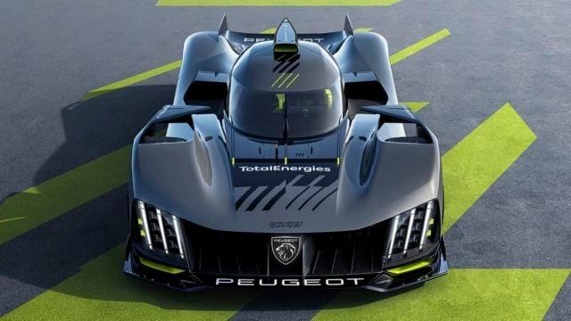 Peugeot 9X8 Le Mans Hypercar (3)