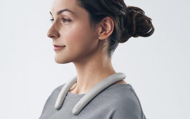 Sony Neckband Speaker