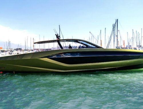 Tecnomar Lamborghini 63 Cruiser
