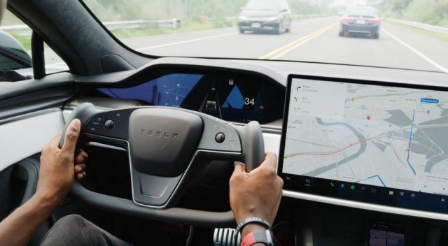 Tesla Model S Plaid Impressions