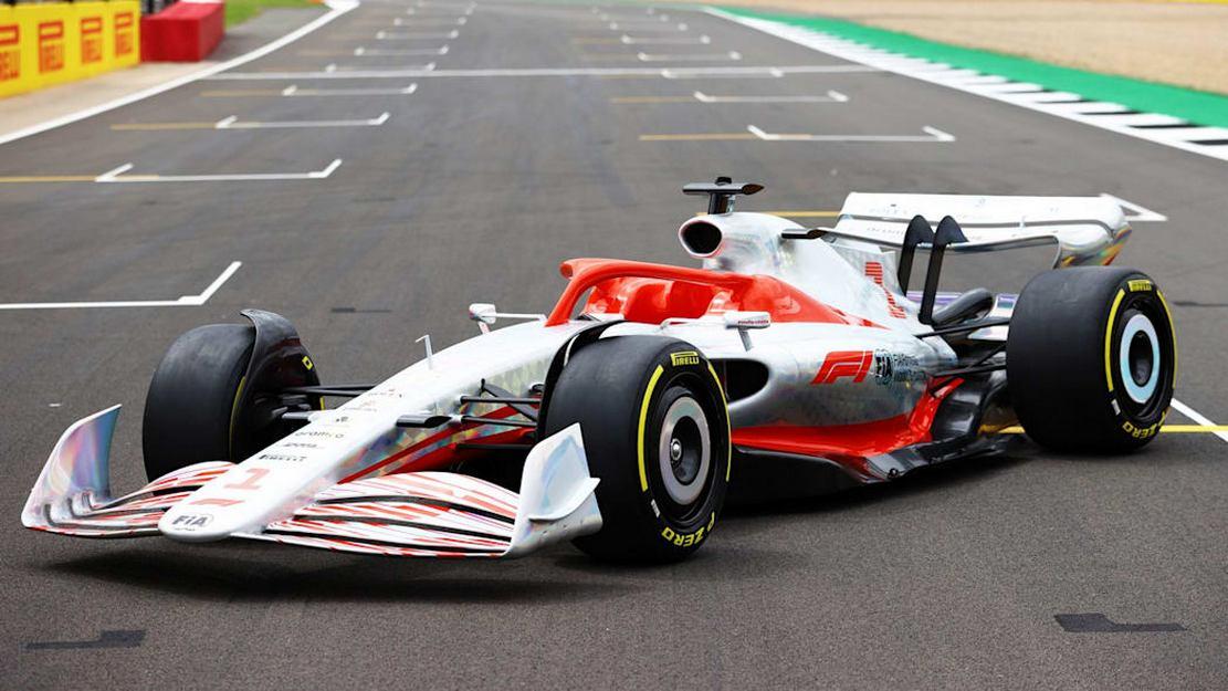 The 2022 Formula 1 Car (11)