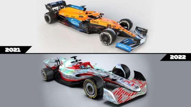 The 2022 Formula 1 Car (2)