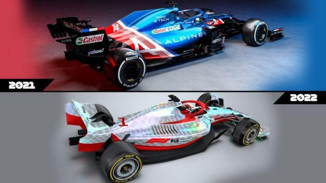 The 2022 Formula 1 Car (1)